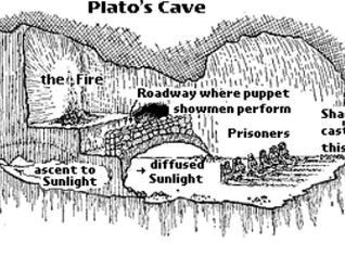 משל המערה - אפלטון