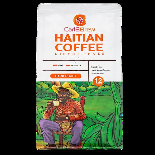 Dark Roast Premium Haitian Coffee