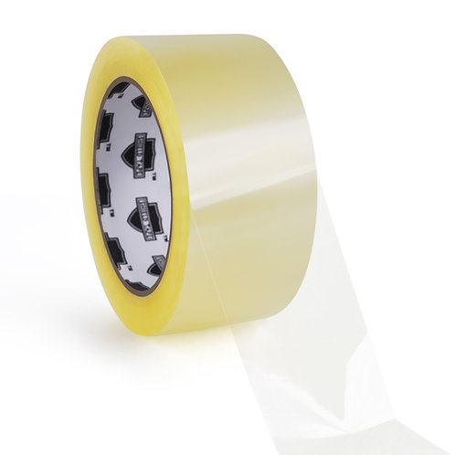 2 Inch x 110 Yards (330 ft) Clear Sealing Tape