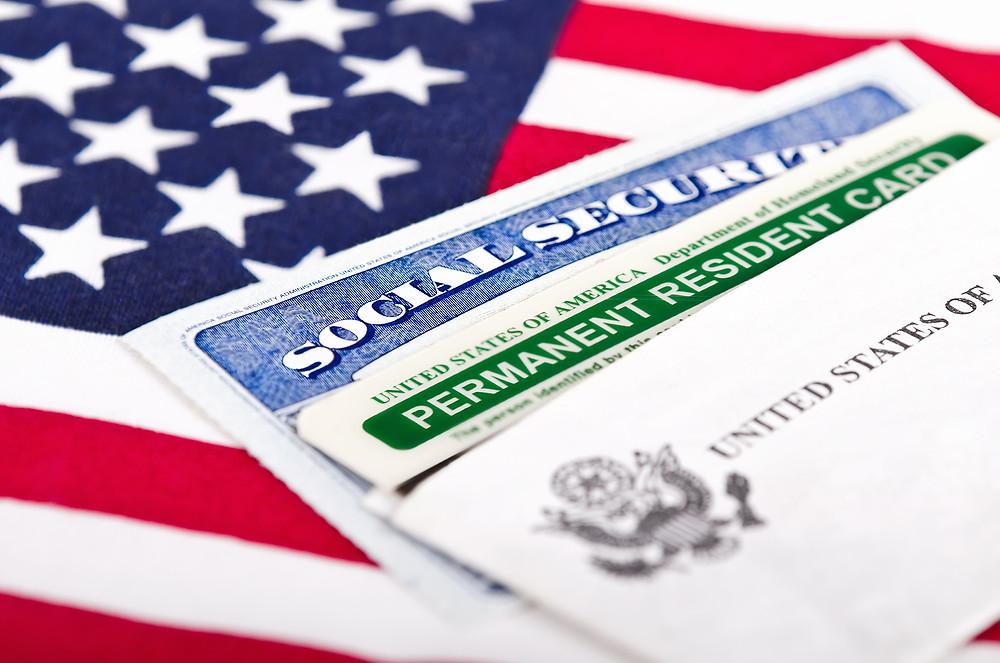carte verte green card vivre aux etats-unis