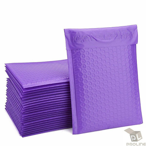 9.5x14.5 Purple Poly Bubble Mailer Shipping Envelope