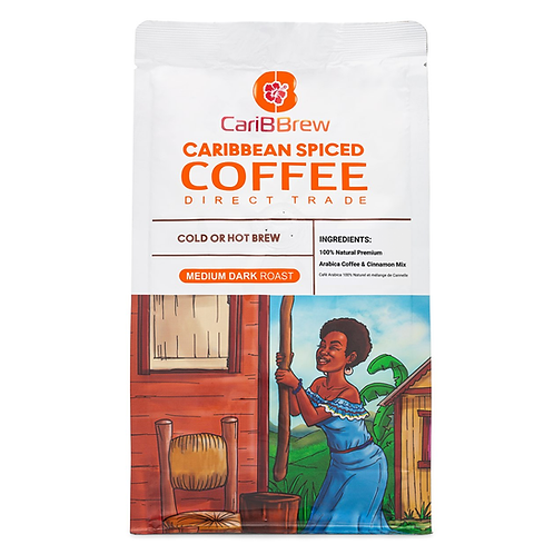 Caribbean Spiced Coffee