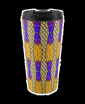 Vibrant unique travel mugs