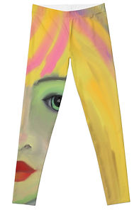 Front of Nora Face Leggings