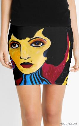Suzie the Skirt