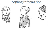 styling information for large scarves