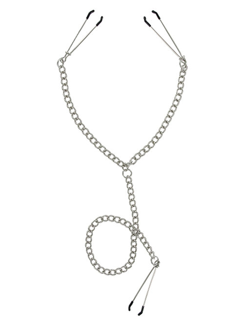 Master Series Anais Y Style Nipple to Clit Set