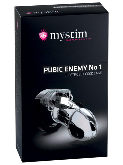 Mystim Pubic Enemy #1 Cock Cage