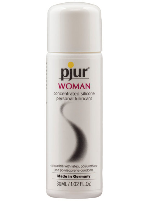 Pjur Woman Silicone Personal Lubricant - 30 ml Bottle