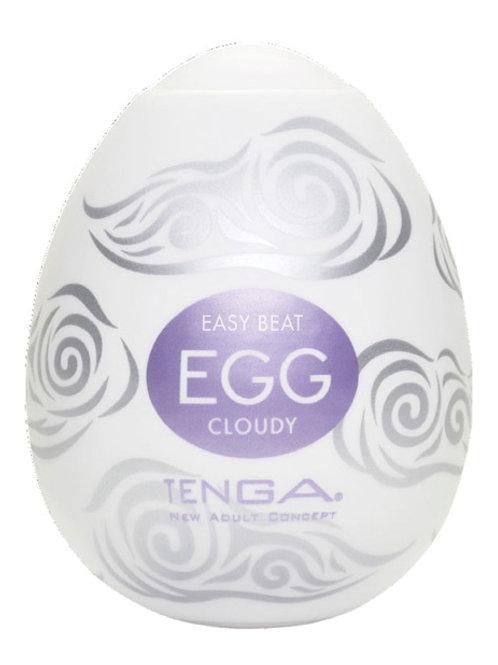 Tenga Hard Gel Egg - Cloudy