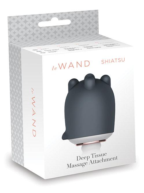 Le Wand Shiatsu Deep Tissue Massage Attachment