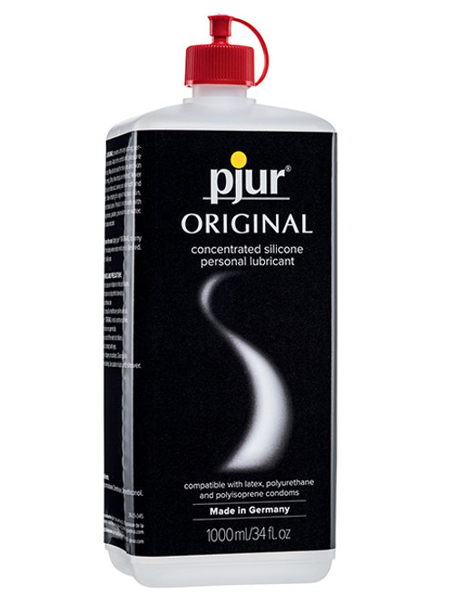 Pjur Original Silicone Personal Lubricant - 1000 ml