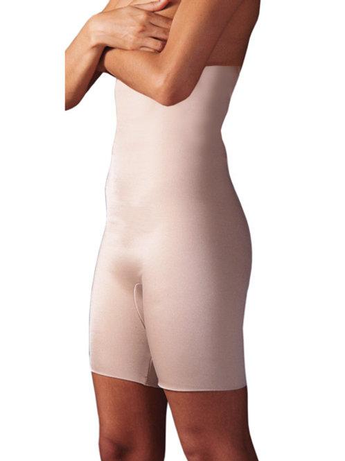 Rago Shapewear Ultra Shaper High High Waist Thigh & Midriff & Body Slimmer Honey