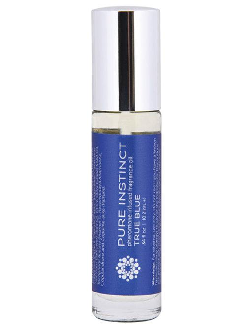 Pure Instinct Pheromone Fragrance Oil Roll On - 10.2 ml