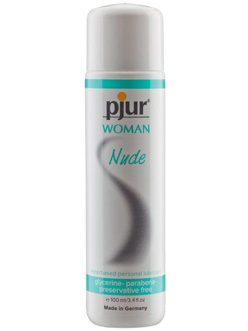 Pjur Woman Nude Water Based Personal Lubricant - 100 ml