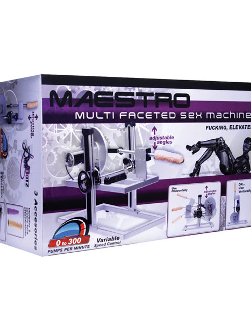 Lovebotz Maestro Multi-Faceted Sex Machine