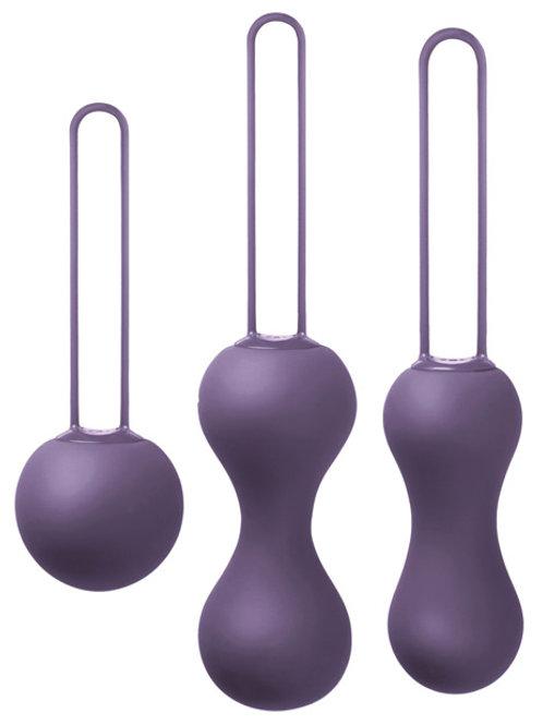 Je Joue Ami Progressive Pelvic Weights - Purple