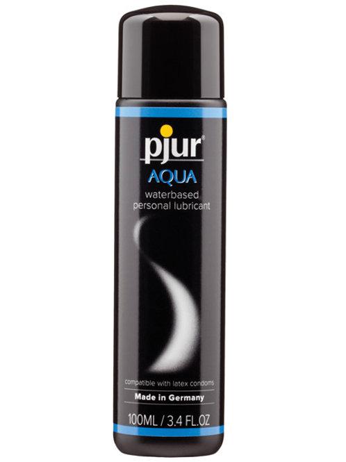 Pjur Aqua Personal Lubricant - 100 ml Bottle