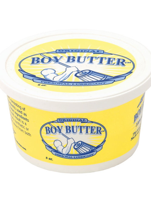 Boy Butter - 8 oz Tub