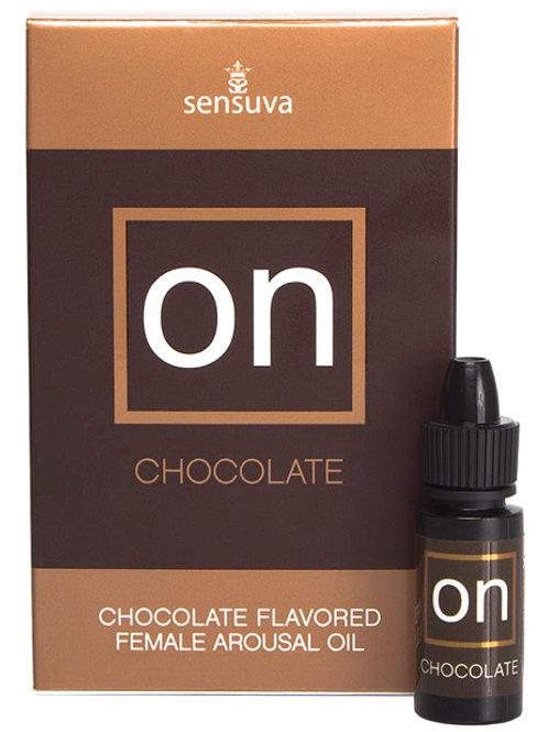 Sensuva ON Chocolate - 5 ml