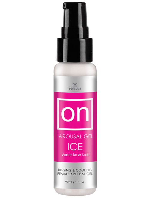 ON Arousal Gel for Her increases a female's orgasm intensity, duration and frequ