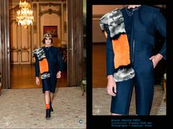 Fashion show SHALEVA, SS2020