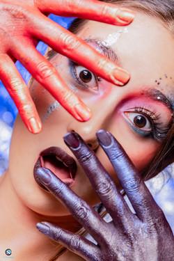 make up beaute artistique