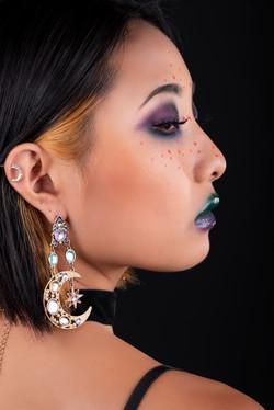 halloween make up beauty