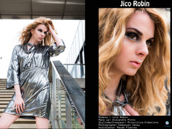 Jico Robin pour Priscillia.Créations