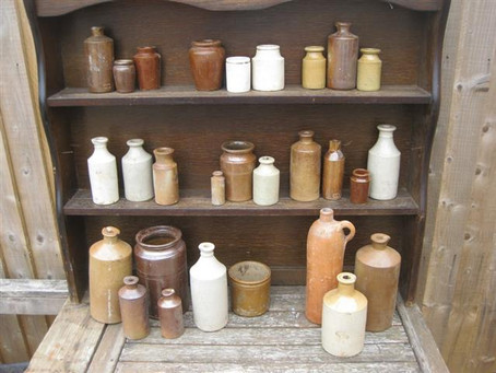 Gathering the Jars