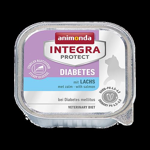 애니몬다 인테그라 처방식 사료 • 당뇨병(캔/연어) 100g