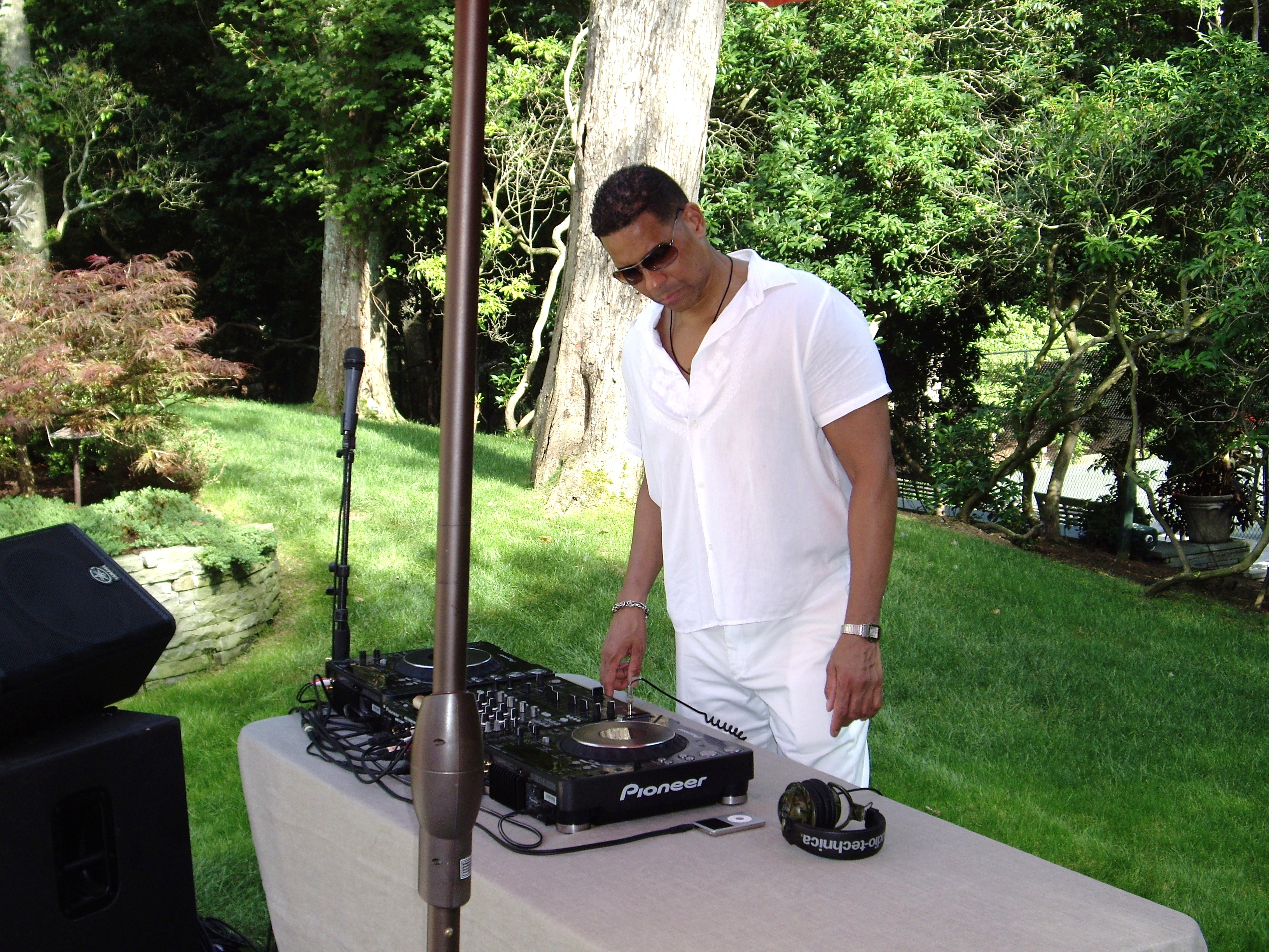 djmiketbrown@Bridgehampton Event