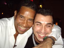 Me & Blaise@LeSouk, NYC