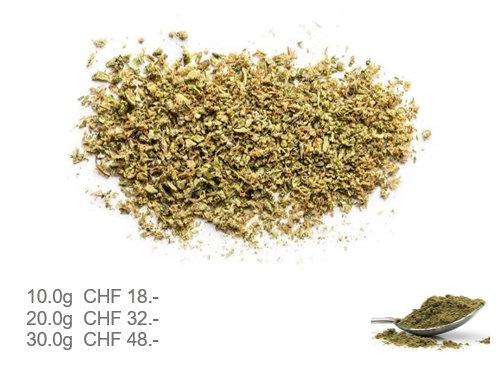Cannabis Crunch
