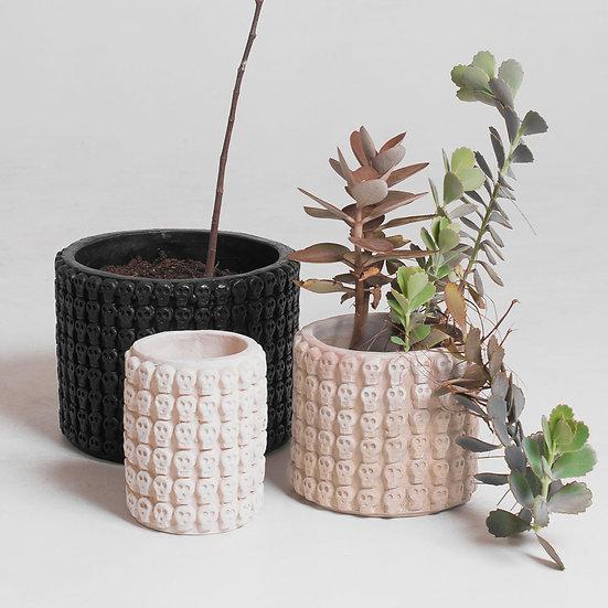 macetas pantli de cerámica