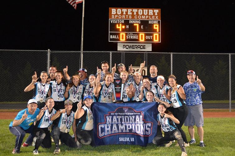 Jersey Impact National Champions