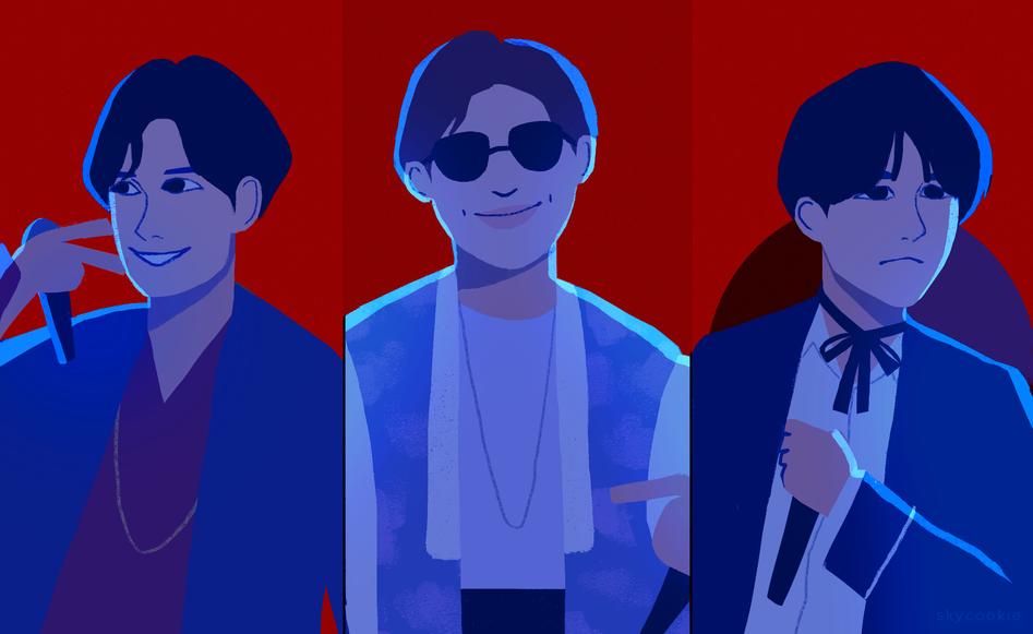 BTS: Rap Line