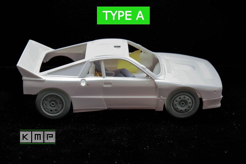 Lancia 037 gravel set A/B