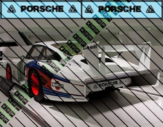 Porsche 935/78 - TurboLader KKK