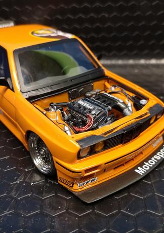 BMW M3 BBS rims