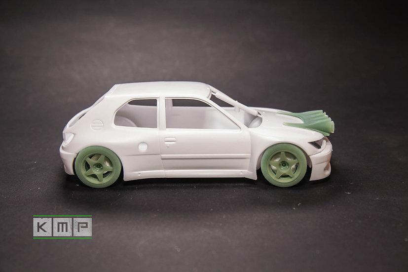 306 maxi Evo1 Speedline 2010 rims