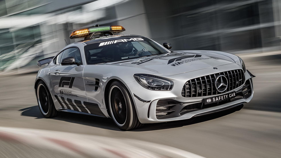 Mercedes AMG GT-R FIA Safety Car