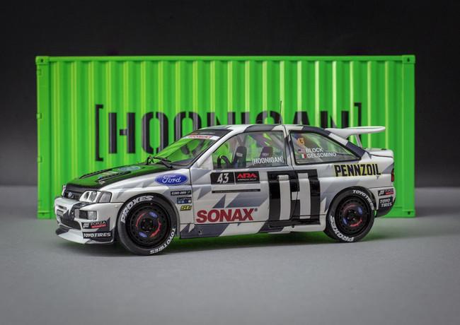 Hooni Escort MK5