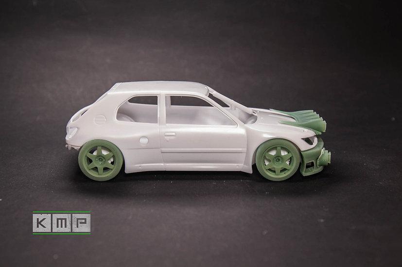 SET of 5 306 maxi Evo Speedline 2013 rims