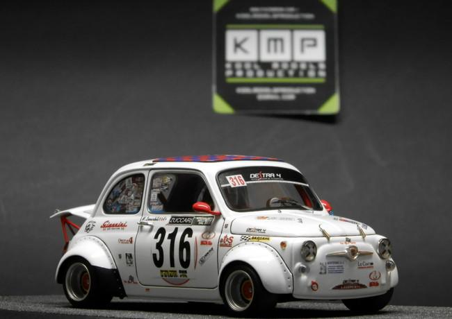 Fiat 500 gr2 Cronoscalata