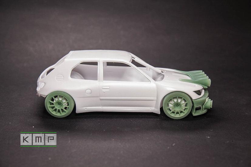 306 maxi Evo2 Speedline 2021 rims