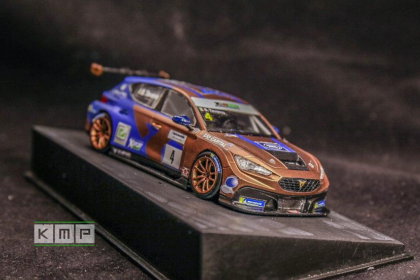 TCR Leon 2020 - Full kit