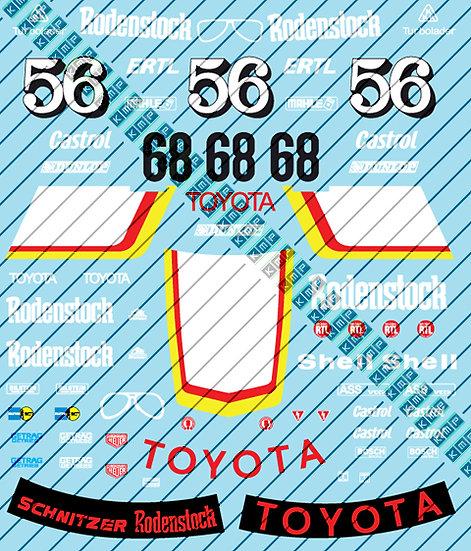Toyota Celica LB Turbo