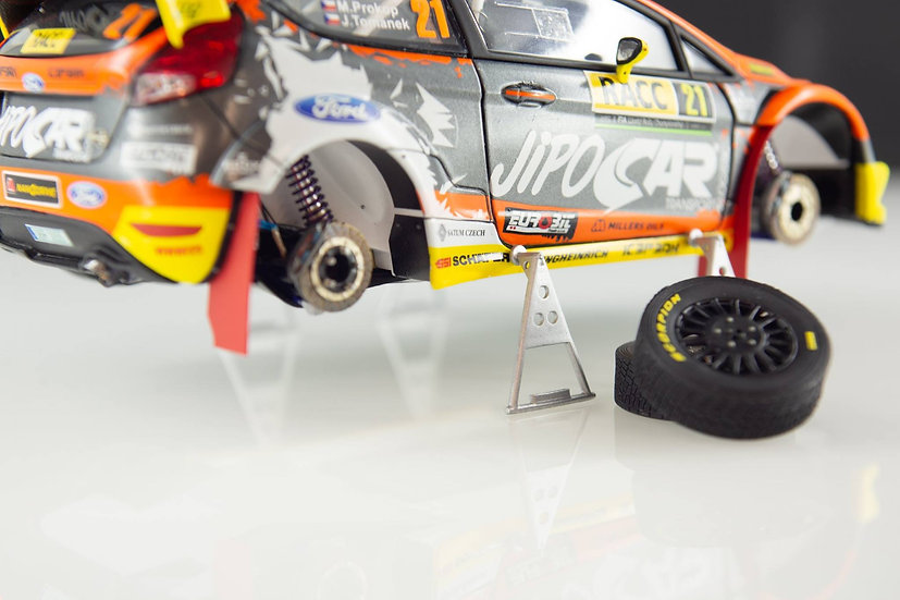Pin Jackstand - race version