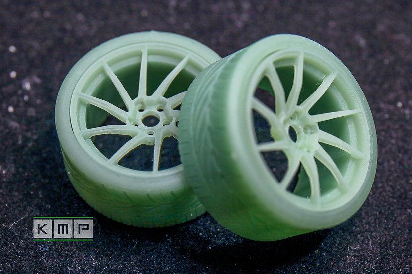 Japan Racing JR36 custom rims